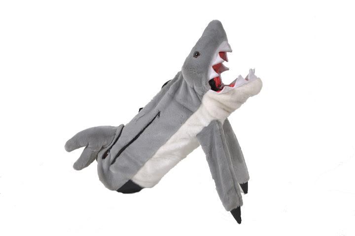 Shark Golf Bag Cover